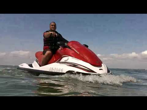 Yamaha waverunner FX 140 2004 and FX 160 HO 2006