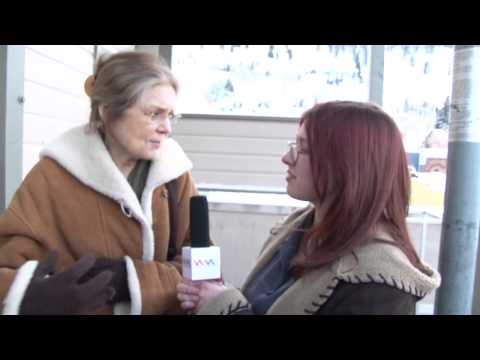 WMC interviews Gloria Steinem at the 2011 Sundance Film Festival
