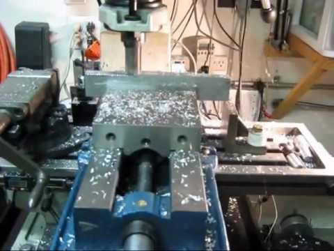 DIY CNC retrofit Rong Fu RF-31 mill/drill