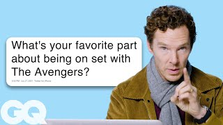 Benedict Cumberbatch Goes Undercover on the Internet | GQ