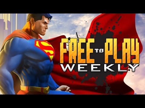 Free To Play Weekly - (ep.20) DC Universe Online. Digimon Masters & More