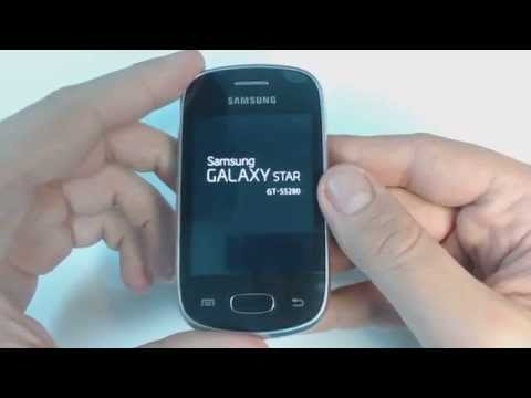 Samsung Galaxy Star S5280 Hard Reset