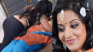 Monalisa Dramatic Moment | Bhojpuri Movie Wedding Moments | Comedy Scene