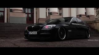 BMW Black 7 Boss 2017