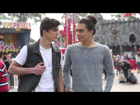 Behind the Scenes - FTM Model Management - Royal Adelaide Show Photoshoot