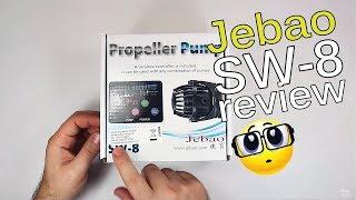 Jebao SW-8 Unboxing   REEF TANK VLOG_049