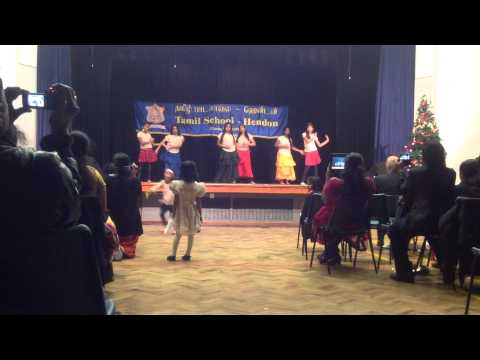 Hendon Tamil School Girls Dance '13 video