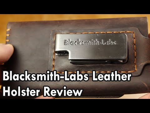 Blacksmith-Labs Holster Review