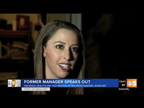 VIDEO: Ex-manager at Hacienda Healthcare speaks about abuse