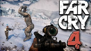 Far Cry 4 CO-OP: EXTREME YETI HUNTERS! (Far Cry 4 Valley of the Yetis Montage)