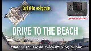 Awkward vlog! ft. Trashing Rocking Chairs