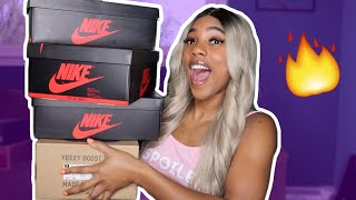 Female Sneaker Haul W/ A Female Sneakerhead 2019 !