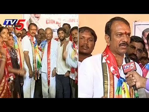 Mahakutami Candidate Sudheer Reddy FAce To Face | Election Campaign In LB Nagar | TV5 News