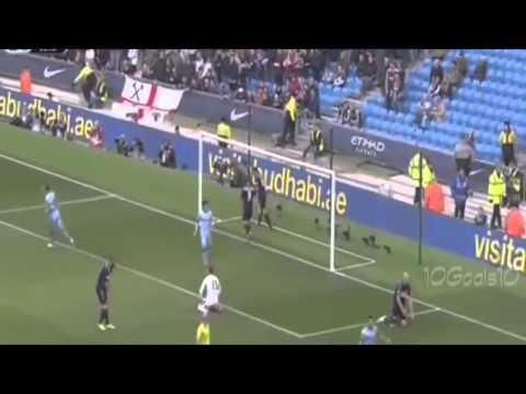 Manchester City vs West Ham 2 0 All Goals & Highlights 19 4 2015 EPL