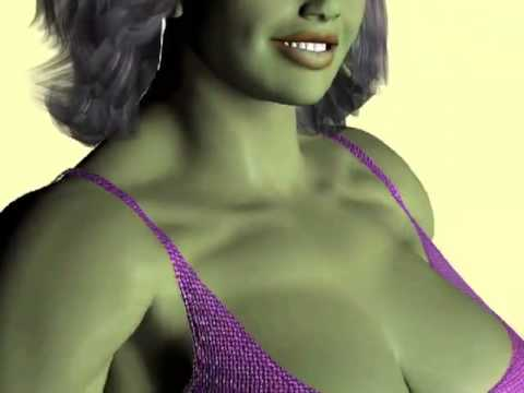 This is not She-Hulk