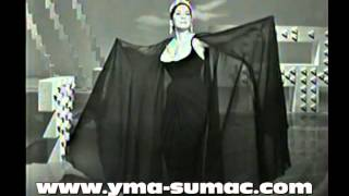 YMA SUMAC in Hollywood, 1964 Inca Love Song & Earthquake (Tumpa) complete