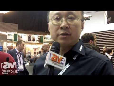 ISE 2017: Shure Highlights ULX-D Digital Wireless System