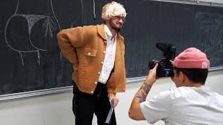 "Behind the Scenes of ""If NLE Choppa was in your class"""