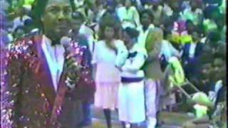 Harvey Watkins Jr. & The Canton Spirituals Video - The Canton Spirituals LIVE RARE 1989