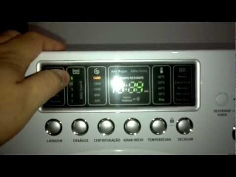 Lava e seca Electrolux Eco Turbo 9kg (LSE09) - Apresentação