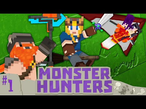 Minecraft - Siki Ha - Monster Hunters 1