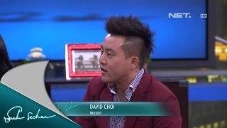 Sarah Sechan Maudy Ayunda Duet Dengan David Choi