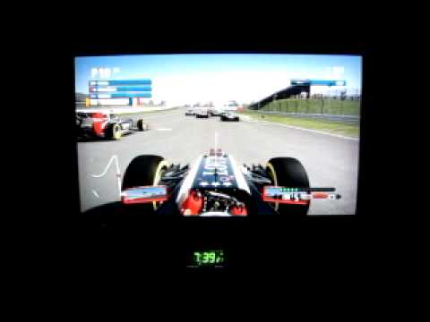 Codemasters F1 2012 PS3 bugs & issues