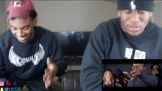 Kojo Funds - Dun Talkin (Remix) (ft. Fredo, Yxng Bane, Frisco, & Jme) | GRM Daily- REACTION