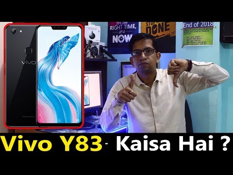 Vivo Y83 Mobile Phone - Price , Features , Camera , Review, Launch in India | Details in Hindi