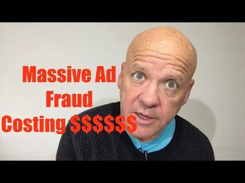 Massive Ad Fraud Costing Business