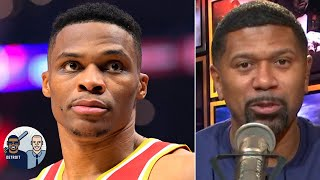 Jalen Rose to Russell Westbrook: 'Stay aggressive on the court!' | Jalen & Jacoby
