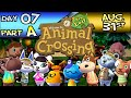 Animal Crossing: New Leaf – Day 7 : Part A – Aug. 31 – Funny-looking Koala!