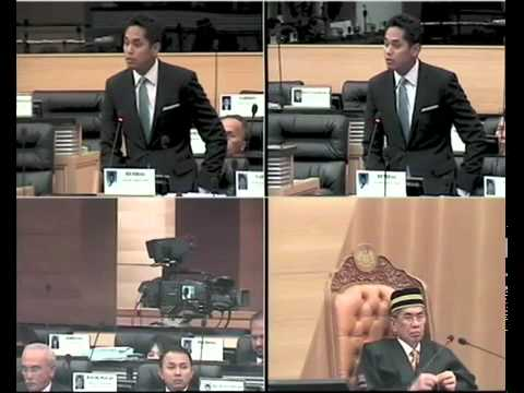 Anwar Menangis Di Parlimen Kerana YB KJ