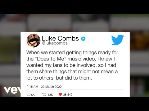Download Luke Combs - Does To Me   ft. Eric Church Mp4 baru