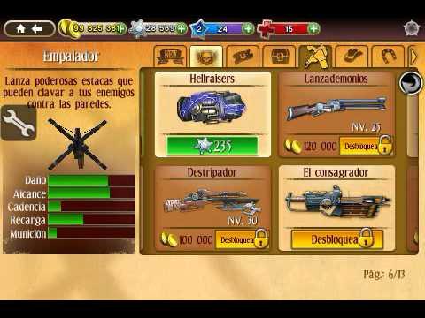 Hack Six Guns #1