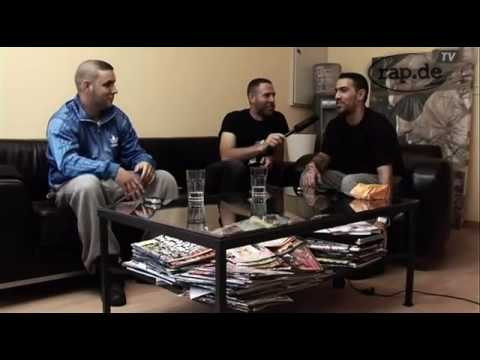 rap.de TV -  Staiger vs Bushido und Fler Teil 2 Music Videos