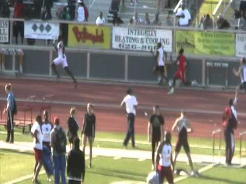 2012 Men&#039;s Shamrock Invite 4x200m Relay (H2)