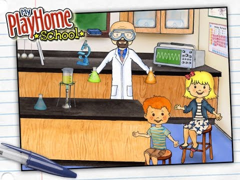 My PlayHome School APK Cover