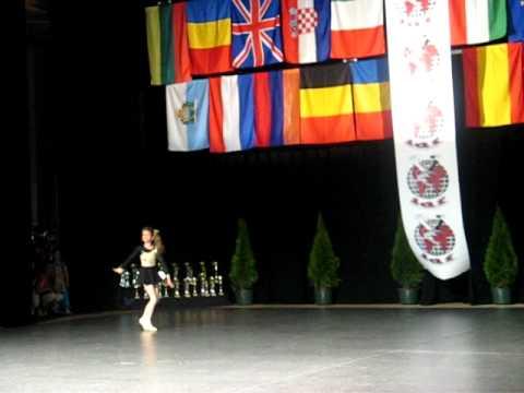 Danica Gostovic,Svetsko prvenstvo Madjarska 2010