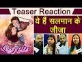 Loveratri Teaser Reaction: Salman Khan | Aayush Sharma | Warina Hussain | FilmiBeat