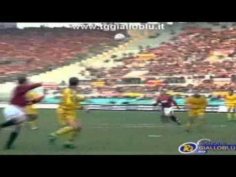 Montella 1, Apolloni 6og, Totti 41 - Salvetti 19.
