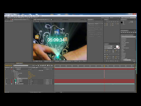 Tutorial After Effects // Crear un holograma by @conecta
