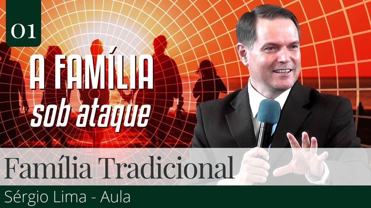 01. Família Tradicional - Sérgio Lima