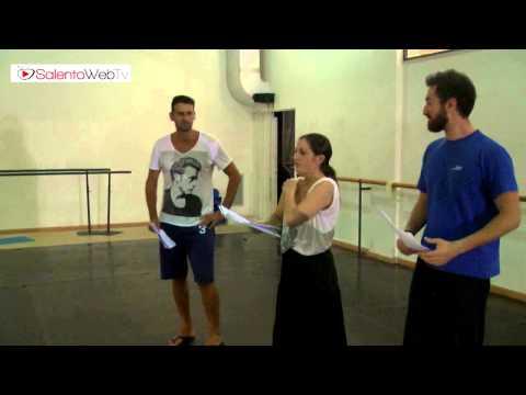 """Itinerario di danza 2012, continua il tour del """"BALLETTO DEL SUD"""""""
