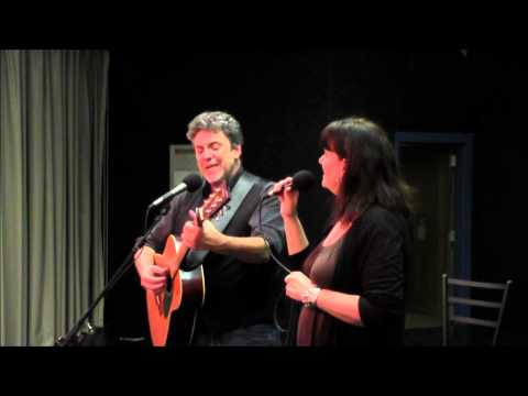 Download Lagu Kiss At The End Of The Rainbow and When You Say Nothing (cover) - Peter Donalds and Kay Stiefel MP3 Free