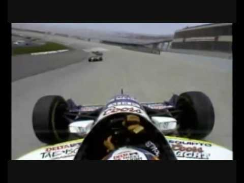 Indycars at the Monster Mile (IRL Dover 1999) Video