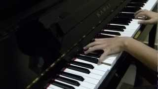 Bruno Mars - When I Was Your Man piano cover by Quan