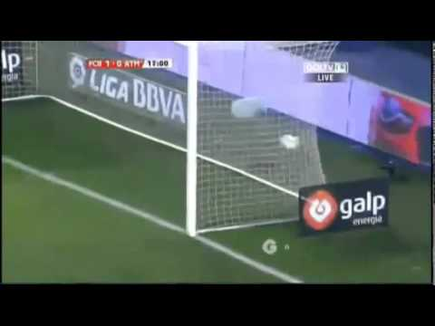 Lionel Messi Hat-trick 3-0 Atletico Madrid (5 February 2011)La liga