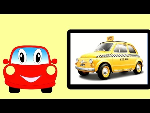 Vehicles. Educational videos for children. Learn transport. Cartoons for kids