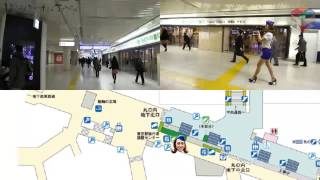 Secret of Tokyo Station you should know before you travel to Japan / #15-3 東京駅 Unexpected Tokyo